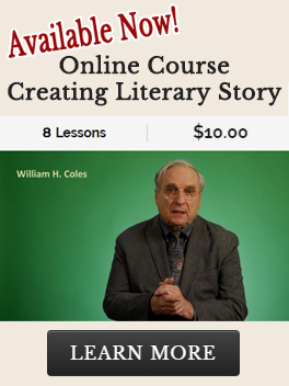 Online Course Creating Literary Story